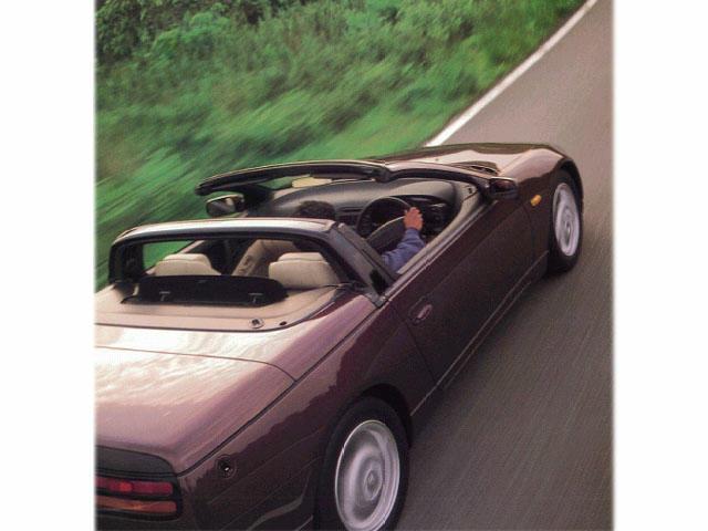 日産 フェアレディZコンバーチブル 1997年1月〜モデル