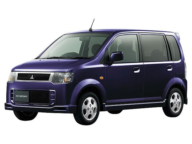 三菱 eKスポーツ 2009年8月〜モデル