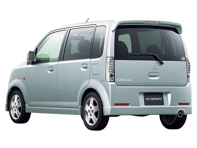 三菱 eKスポーツ 新型・現行モデル