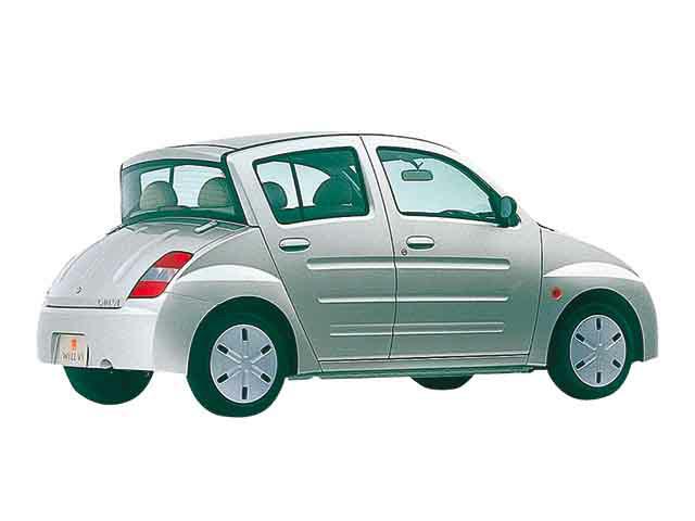 トヨタ WiLL Vi 新型・現行モデル