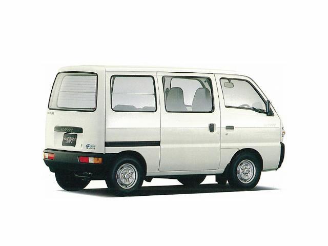 スズキ キャリイバン 1991年9月〜モデル