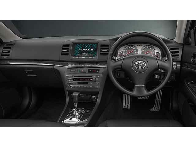 トヨタ マークIIブリット 新型・現行モデル