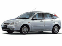 フォード フォーカス 2002年2月〜モデルのカタログ画像