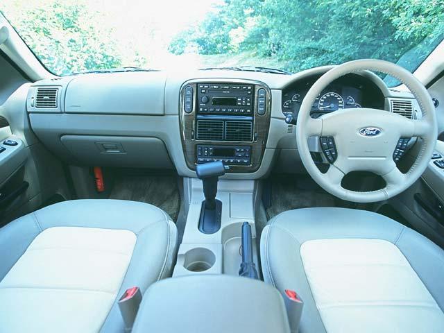フォード エクスプローラー 新型・現行モデル