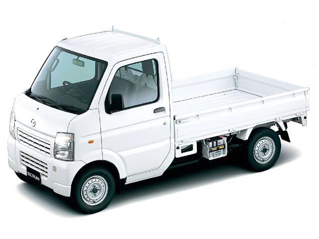 マツダ スクラムトラック 2002年5月〜モデル