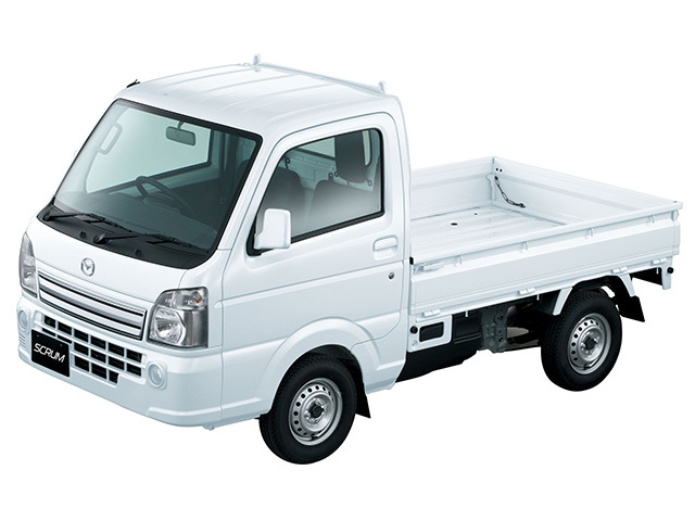マツダ スクラムトラック 2013年9月〜モデル