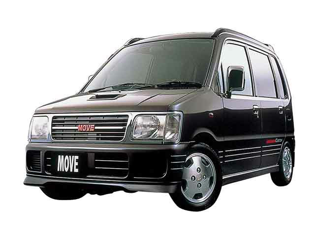 ダイハツ ムーヴ 1997年12月〜モデル