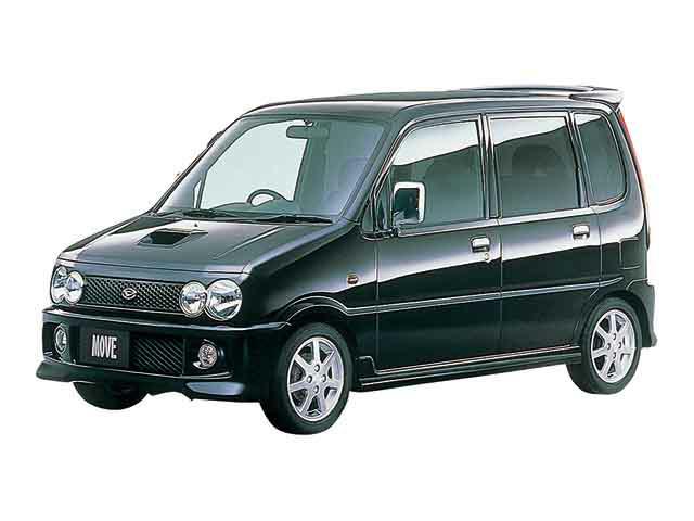 ダイハツ ムーヴ 2001年10月〜モデル