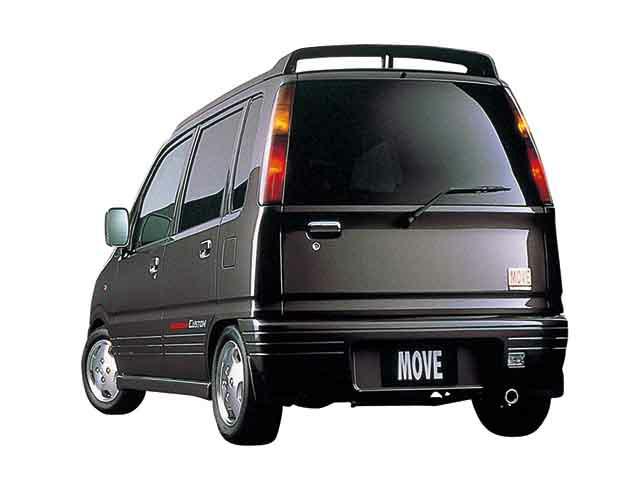 ダイハツ ムーヴ 1997年5月〜モデル
