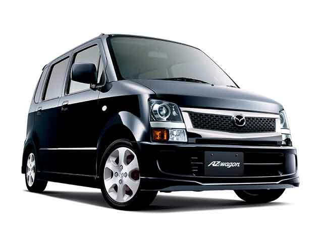 マツダ AZ-ワゴン 新型・現行モデル