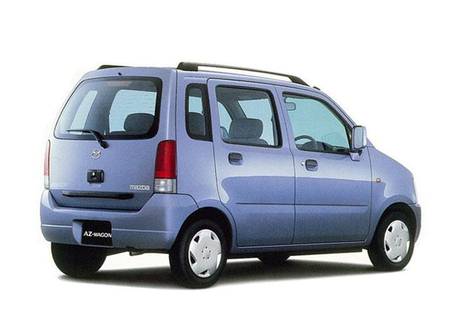 マツダ AZ-ワゴン 1998年10月〜モデル