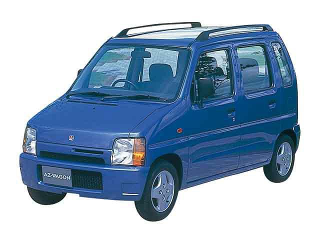 マツダ AZ-ワゴン 1996年9月〜モデル