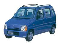 マツダ AZ-ワゴン 1996年9月〜モデルのカタログ画像