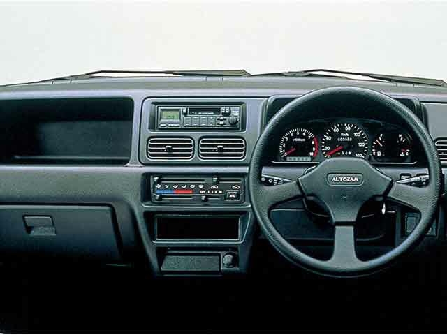 マツダ AZ-ワゴン 1995年10月〜モデル