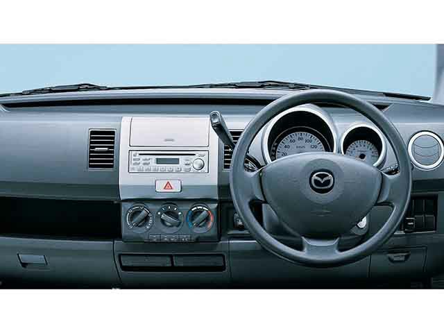 マツダ AZ-ワゴン 2004年12月〜モデル