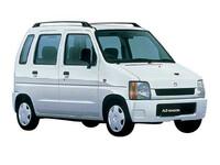マツダ AZ-ワゴン 1997年5月〜モデルのカタログ画像