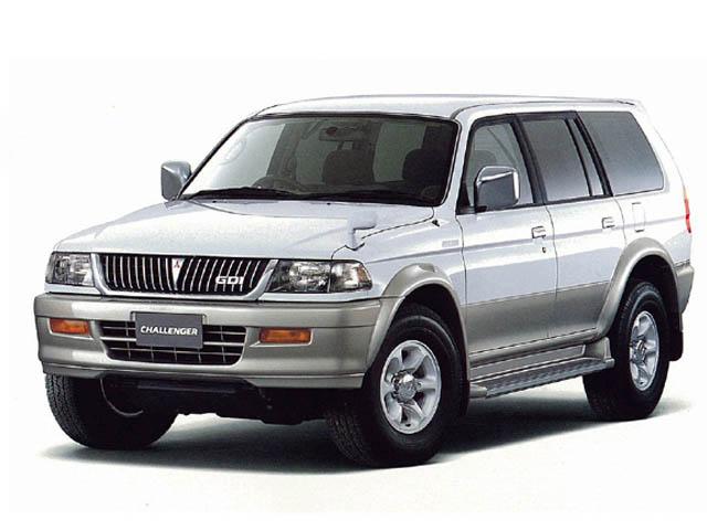 三菱 チャレンジャー 新型・現行モデル