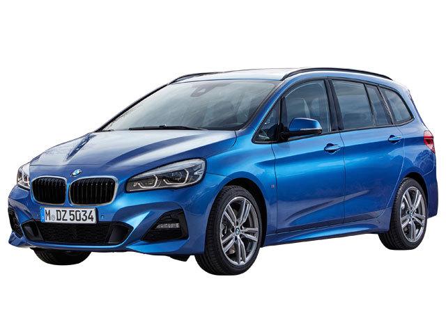BMW 2シリーズグランツアラー 新型・現行モデル