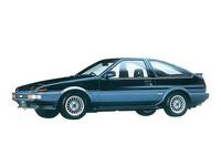 トヨタ スプリンタートレノハッチバック 1985年5月〜モデルのカタログ画像