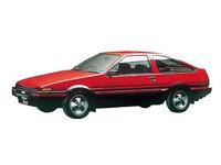 トヨタ スプリンタートレノハッチバック 1983年5月〜モデルのカタログ画像