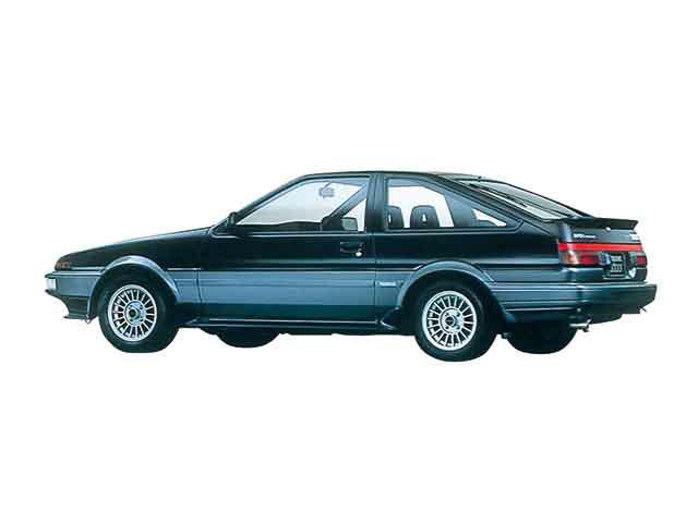 トヨタ スプリンタートレノハッチバック 新型・現行モデル