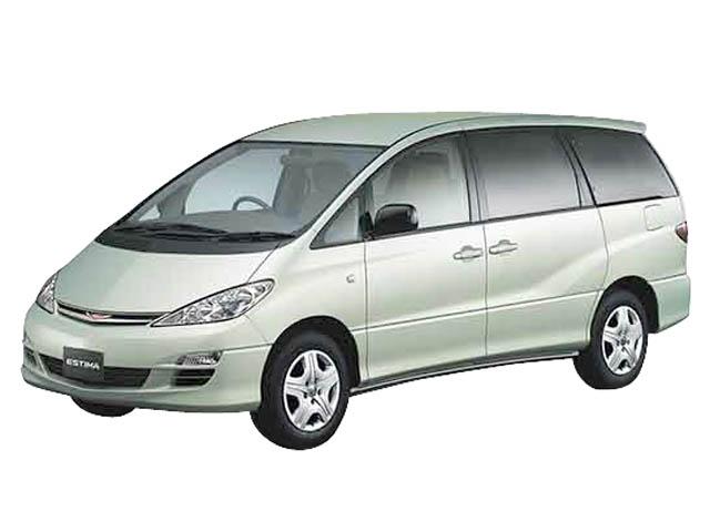 トヨタ エスティマ 2004年9月〜モデル
