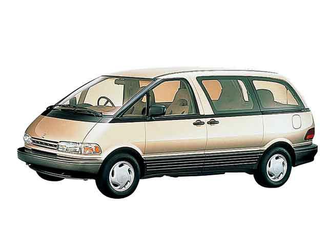 トヨタ エスティマ 1990年5月〜モデル