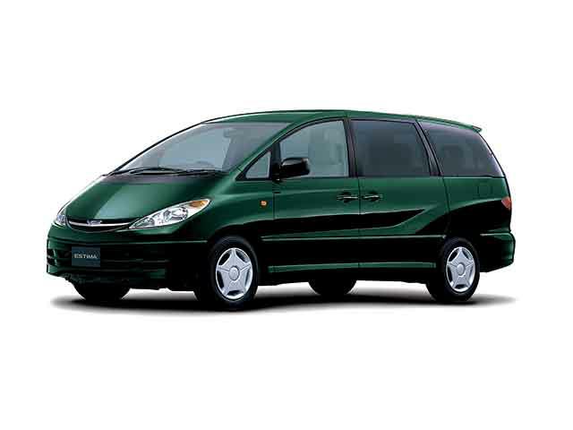 トヨタ エスティマ 2001年4月〜モデル