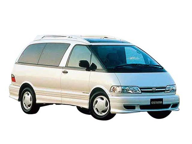 トヨタ エスティマ 1998年1月〜モデル