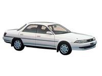 トヨタ カリーナED 1991年8月〜モデルのカタログ画像