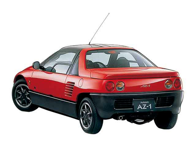 マツダ AZ-1 新型・現行モデル