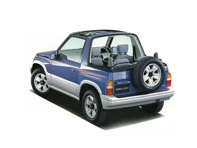 スズキ エスクード 1996年10月〜モデル