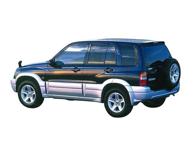 スズキ エスクード 2000年4月〜モデル