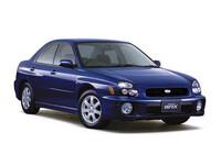 スバル インプレッサ 2001年9月〜モデルのカタログ画像