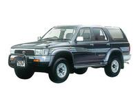 トヨタ ハイラックスサーフ 1991年8月〜モデルのカタログ画像