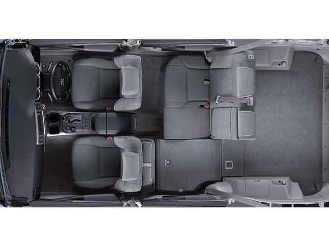 トヨタ ハイラックスサーフ 新型・現行モデル