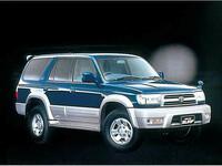 トヨタ ハイラックスサーフ 1998年8月〜モデルのカタログ画像