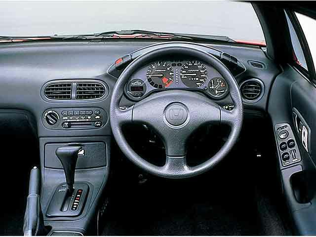 ホンダ CR-Xデルソル 新型・現行モデル