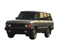 ランドローバー レンジローバー 1992年12月〜モデルのカタログ画像