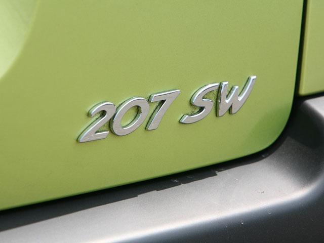 プジョー 207SW 新型・現行モデル