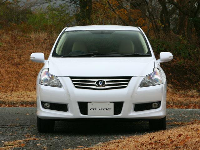 トヨタ ブレイド 2006年12月〜モデル
