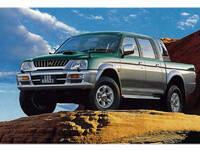 三菱 ストラーダ 1998年9月〜モデルのカタログ画像
