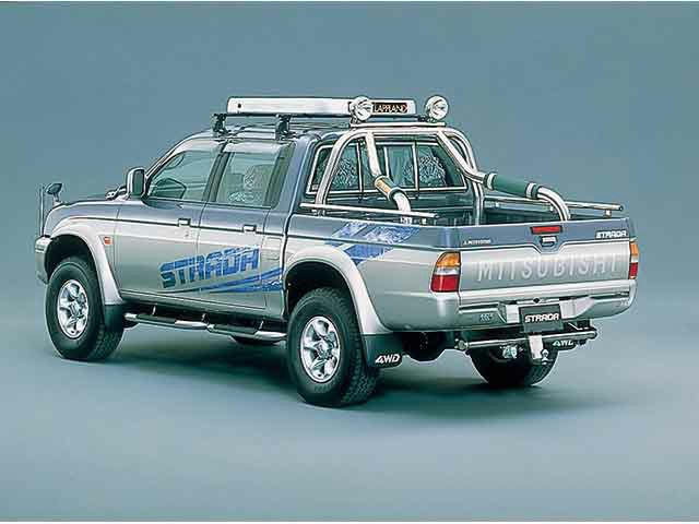 三菱 ストラーダ 1997年6月〜モデル
