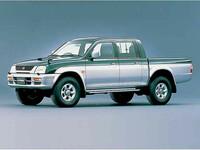 三菱 ストラーダ 1997年6月〜モデルのカタログ画像