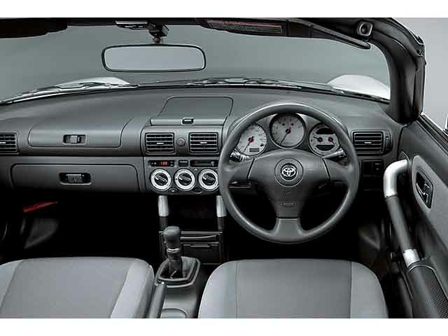 トヨタ MR-S 新型・現行モデル