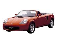 トヨタ MR-S 1999年10月〜モデルのカタログ画像