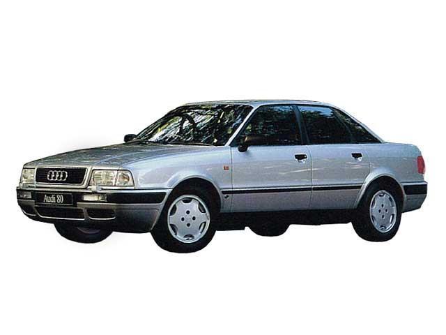 アウディ 80 新型モデル