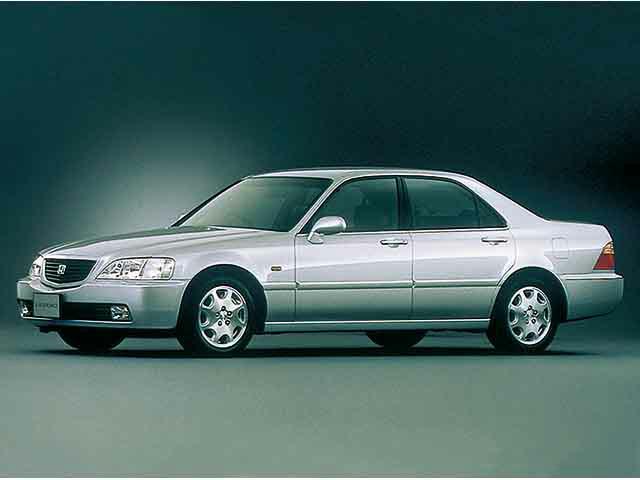 ホンダ レジェンド 1998年9月〜モデル