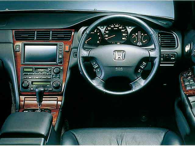 ホンダ レジェンド 1999年9月〜モデル