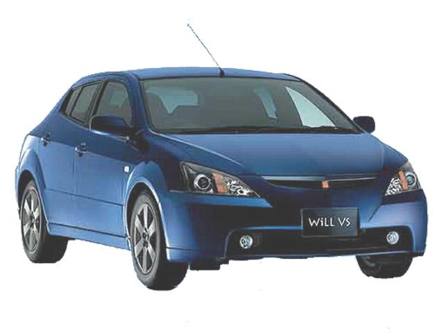 トヨタ WiLL VS 2002年12月〜モデル